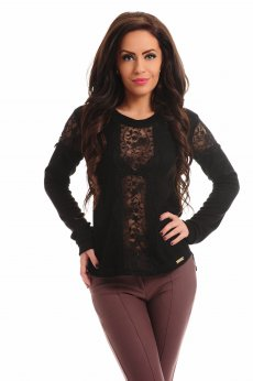 Bluza PrettyGirl Shapeless Black