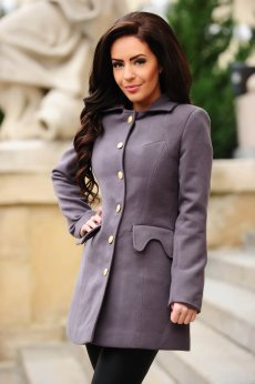 PrettyGirl Accomplishment DarkBrown Coat