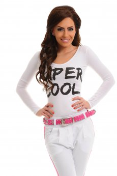 Body Mexton Super Cool White