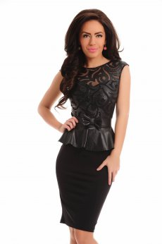 Rochie Fofy Delicate Touch Black