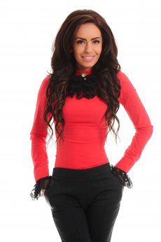 Body LaDonna Fully Loaded Red