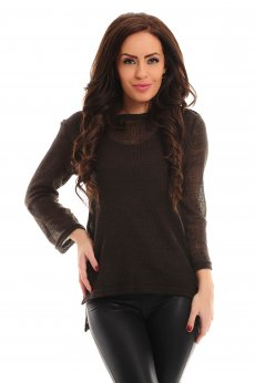 Bluza PrettyGirl Viva Chic DarkBrown