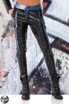 Ocassion Fast Escape Black Jeans