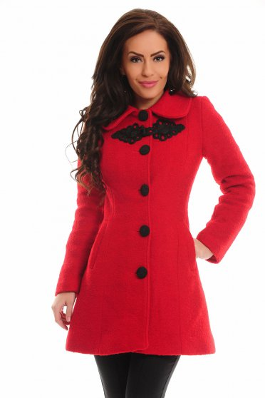 Palton LaDonna Natural Piece Red