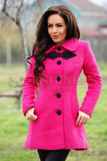 Palton LaDonna Natural Piece Pink