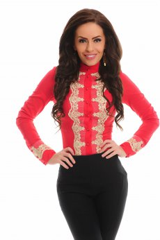 Body LaDonna Simply Fatale Red