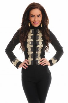 Body LaDonna Simply Fatale Black