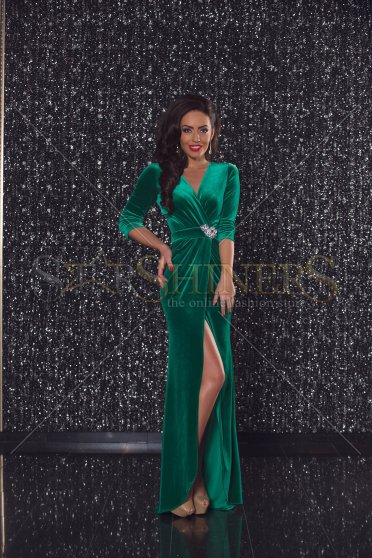Rochie De Revelion LaDonna Wild Seduction Green