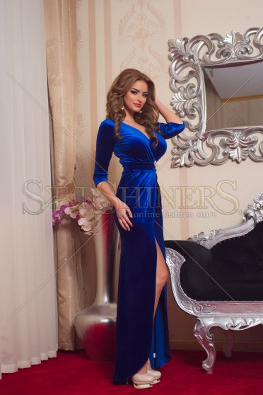 Rochie De Revelion LaDonna Wild Seduction Blue
