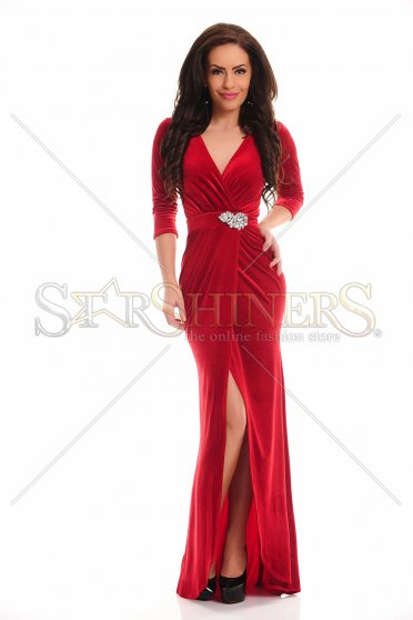 Ladonna Wild Seduction Red Dress