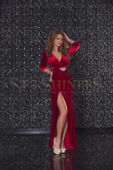 Rochie De Revelion LaDonna Wild Seduction Red