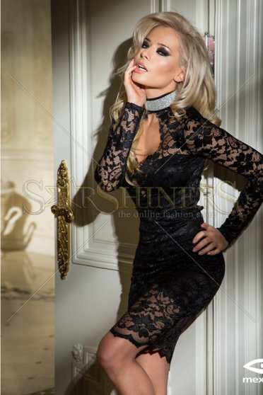 Rochie Mexton Delicious Creation Black