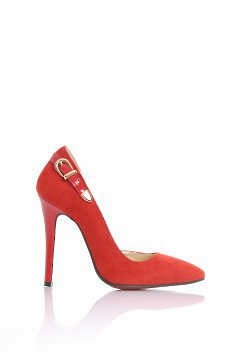 Mexton Urban Attitude Red Shoes