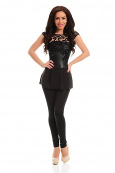 Mexton Little Desire Black Jumpsuit