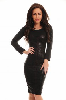 StarShinerS Delerium Black Dress