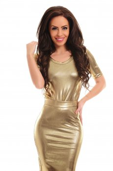 Body PrettyGirl Brilliant Gold