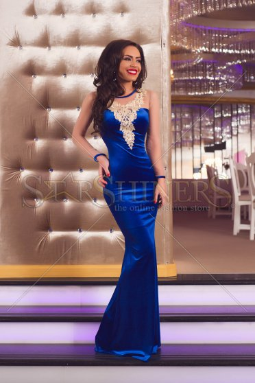 Rochie De Revelion LaDonna Selected Moments Blue
