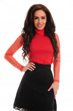 Body PrettyGirl Wide Lace Red