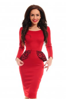 StarShinerS Grace Red Dress