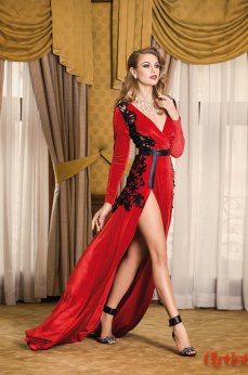 Rochie Artista Radiant Soul Red