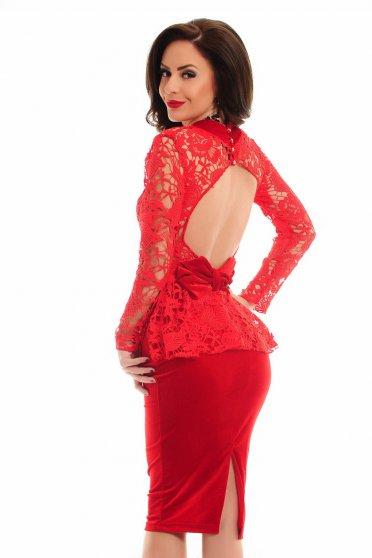 Rochie De Revelion Artista Imperial Lady Red