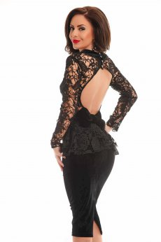 Rochie Artista Imperial Lady Black