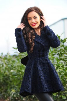 Artista Graceful Touch DarkBlue Coat