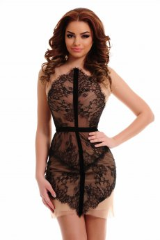 Rochie Ana Radu Epical Intrigue Black