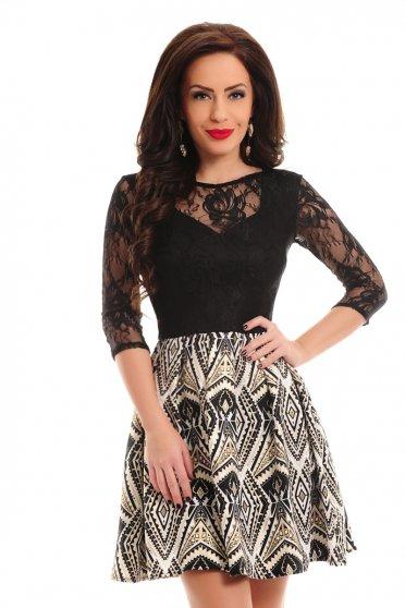 Rochie LaDonna Smooth Spell Black