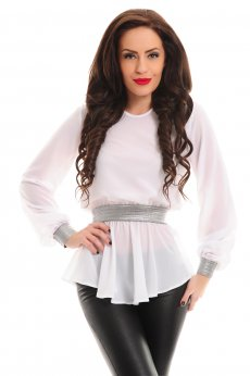 LaDonna First Concept White Blouse