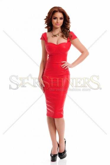 Rochie Artista Fabulous Charm Red