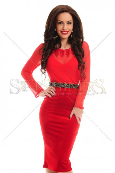 Rochie De Revelion Artista Precious Dream Red