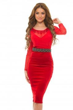 Artista Precious Dream Red Dress