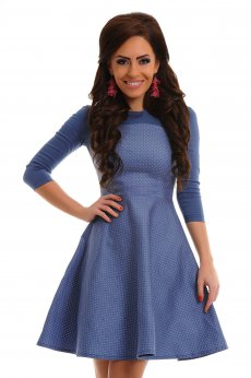 StarShinerS Electric Blue Dress