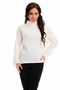 Ana Radu Warm Tickle Nude Sweater