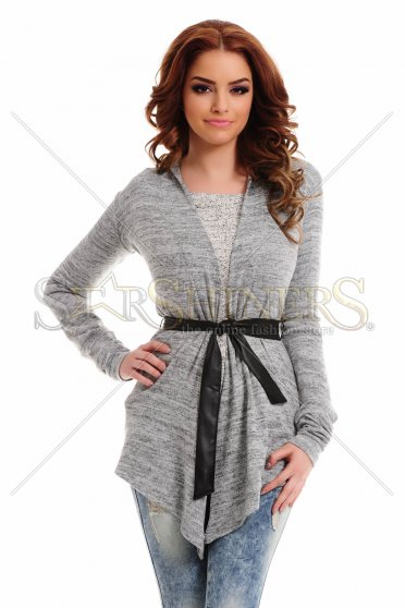 Cardigan Mexton Cosmic Spirit Grey