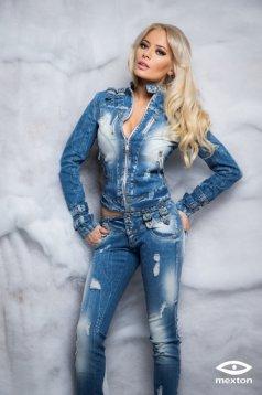 Mexton Positive Senses Blue Jeans