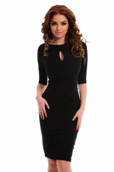 Artista Eternal Thrill Black Dress