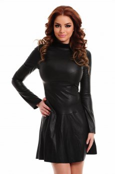 Ana Radu Spicy Touch Black Dress