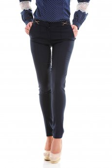 LaDonna Perfect Piece DarkBlue Trousers
