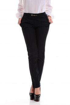 LaDonna Delicate Flash DarkBlue Trousers