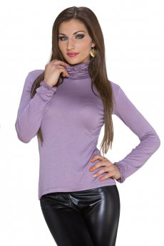 Simple Solution Purple Blouse