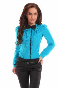 Camasa Artista Perfect Glory Turquoise