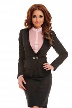 PrettyGirl Needy Black Jacket