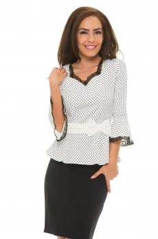 Camasa LaDonna Lady Look White