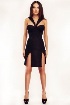 Rochie Ana Radu Strong Woman Black