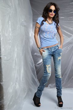 Mexton Urban Modesty Blue Jeans
