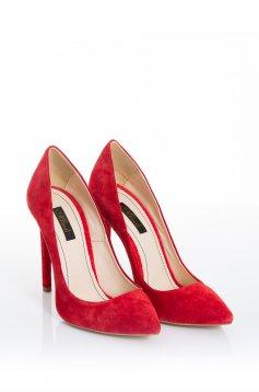 Pantofi Mineli Boutique Magnetic Red