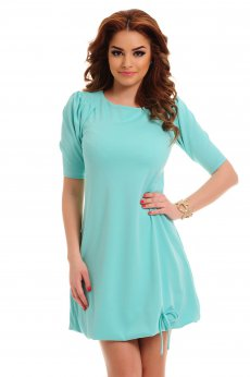 Artista Happy Figure Mint Dress