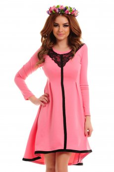 Rochie StarShinerS Temptation Coral